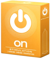 Презервативы My.Size Stimulation №3 -