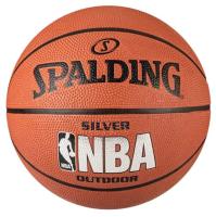 Баскетбольный мяч Spalding NBA Silver / 65-821Z (размер 3) -