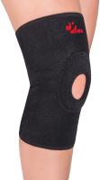 Ортез коленный MEK 8003 (L, черный) -