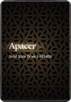 SSD диск Apacer Panther AS340X 120GB (AP120GAS340XC-1) -