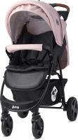 Детская прогулочная коляска Lorelli Daisy Black Cameo Rose / 10021412180 -