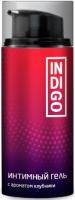 Лубрикант-гель INDIgo Для интимного ухода с ароматом клубники (100мл) -