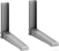 Кронштейн для крепления микроволновой печи Electric Light КБ-01-10  (металлик) -