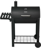 Угольный гриль GoGarden Chef-Master 69 / 50165 (черный) -
