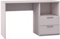 Письменный стол Шатура Flash E7B-02.CG / 484623 (правый, светлый) -