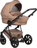 Детская универсальная коляска Tutis Zippy New 2 в 1 / 142158 (коричневый) -