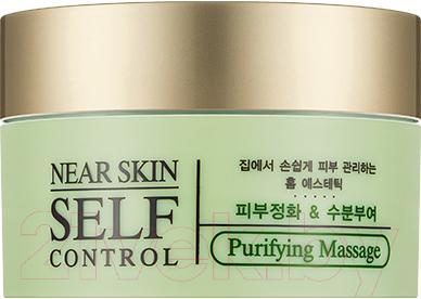 Купить Крем для умывания Missha, Near Skin Self Control Purifying Massage очищающий массажный (200мл), Южная корея, Near Skin (Missha)