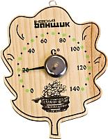 Термометр для бани Невский банщик Лист / Б-1155 -