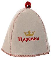 Шапка для бани Главбаня Царевна / Б41001 -