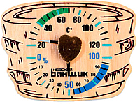 Термогигрометр Невский банщик Шайка / Б1157 -