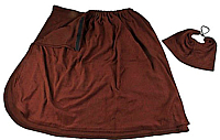 Набор текстиля для бани Главбаня Б251 (XXL) -