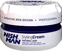Крем для укладки волос NishMan Styling Cream White 06 (150мл) -