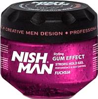 Гель для укладки волос NishMan G2 Ultra Hold Hair Styling Gel (300мл) -