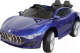 Детский автомобиль Sundays Maserati GT BJ105 (синий) -
