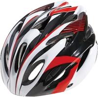 Защитный шлем Cigna WT-012 / 3036 (черный/красный/белый) -