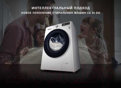 Стиральная машина LG AI DD F2T3HS6S