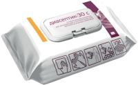 Влажные салфетки Диасептик-30 С Дезенфицирующие (120шт) -