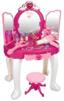 Туалетный столик игрушечный Pituso Трюмо маленькой модницы с пуфиком / HWA238131 -