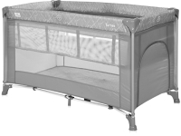 Кровать-манеж Lorelli Torino 2 Grey / 10080462123 -