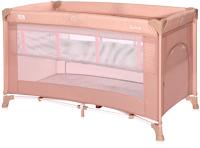 Кровать-манеж Lorelli Torino 2 Misty Rose / 10080462122 -