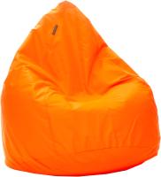 Бескаркасное кресло BomBom Грета S (60x100, оранжевый) -