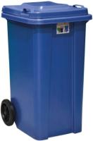 Контейнер для мусора ZETA ПЛ-00409/СН (синий) -