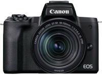 Беззеркальный фотоаппарат Canon EOS M50 Mark II EF-M 18-150mm IS STM Kit / 4728C017 (черный) -