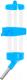 Поилка для птиц и грызунов Voltrega 0303525-BLU (синий) -