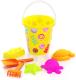Набор игрушек для песочницы Альтернатива Сласть / М8046 -