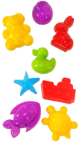 Набор игрушек для песочницы Альтернатива Формочки / М2019 -