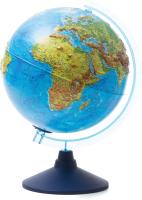 Глобус Globen Физико-политический рельефный с подсветкой / Ве022500261 -