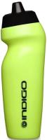 Бутылка для воды Indigo Sandal IN225 (625мл, салатовый/черный) -