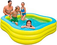 Надувной бассейн Intex Swim Center 57495NP (229x56) -