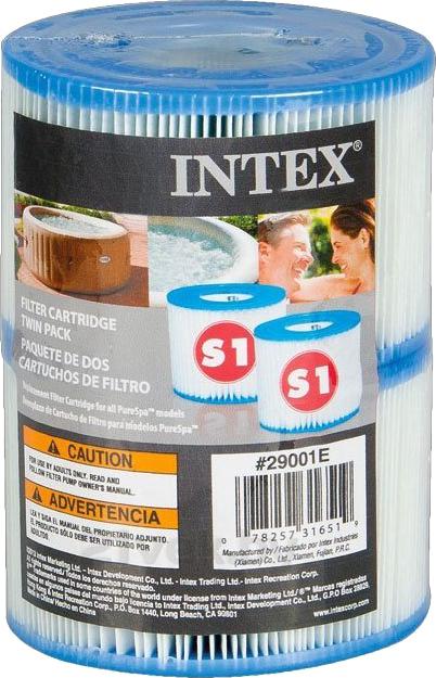 Купить Фильтр-картридж для бассейна-джакузи Intex, 29001, Китай