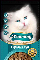 Корм для кошек Chammy С курицей (85г) -
