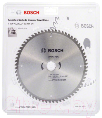 Пильный диск Bosch 2.608.644.392