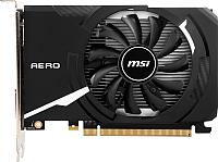 Видеокарта MSI GT 1030 AERO ITX 2GD4 OC -