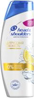 Шампунь для волос Head & Shoulders Цитрусовая свежесть против перхоти (200мл) -