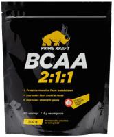 Аминокислоты BCAA Prime Kraft 2:1:1 персик-маракуйя (500г) -