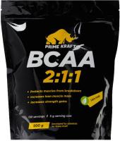 Аминокислоты BCAA Prime Kraft 2:1:1 чистый (500г) -