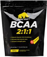 Аминокислоты BCAA Prime Kraft 2:1:1 клубника (500г) -