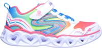 Кроссовки детские Skechers 20294L-WMLT / NWMY4MQDP0 (р.12, белый/мультицвет) -