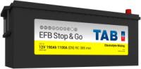 Автомобильный аккумулятор TAB Truck EFB Stop&Go 190 L / 49261 (190 А/ч) -