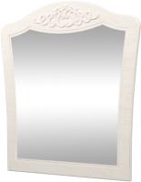 Зеркало MLK Виола-2 (белый/ясень жемчужный) -