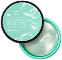 Патчи под глаза Mizon Hyaluronic Acid Eye gel patch (60шт) -