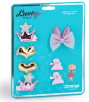 Набор аксессуаров для девочек Orange Toys Для волос. Пудель / LDA5012 -