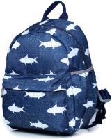 Детский рюкзак Galanteya 38116 / 1с407к45 (синий) -