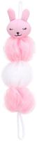 Губка для тела Miniso Розовый Кролик 0312  -