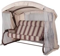 Качели садовые Удачная мебель Мерида Премиум (шоколад 322) -