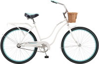 Велосипед Schwinn Baywood 2021 / S5991RUE (White/Light Blue) -